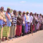Sawiro:- Soo dhawayntii FIQI Abdinaasir Mohamud Mire ee dagmada Burtinle